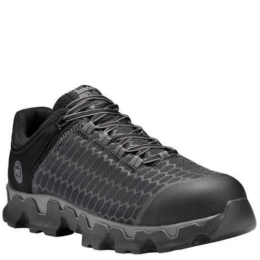Timberland PRO Men's Electrical Hazard - Powertrain Sport Athletic Work - Composite toe MENS BOOTLACE STEEL-TOE TIMBERLAND