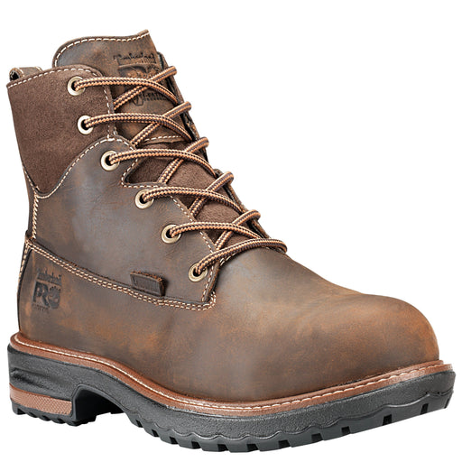 "Timberland PRO Women's - 6"" Hightower Waterproof - Alloy toe WOMEN LACEWTRPROOFSAFETY TOE TIMBERLAND"