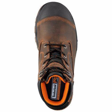 "Timberland PRO® Men's 6"" Boondock Waterproof - Composite Safety Toe MENS LACEWATRPROOFSAFETY TOE TIMBERLAND"