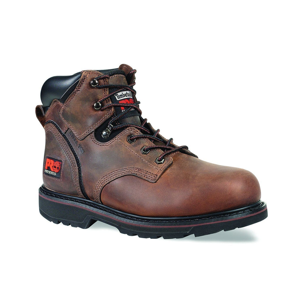 "Timberland PRO® Men's 6"" Pit Boss - Soft Toe MENS BOOTLACE WORKNON-SAFETY TIMBERLAND"