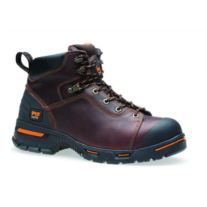 "Timberland PRO® Men's 6""Endurance PR - Steel Toe MENS BOOTLACE STEEL-TOE TIMBERLAND"