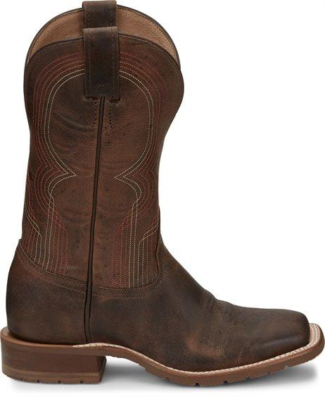 "Tony Lama Women's - 11"" Delaney Western - Wide Square Toe WOMENS BOOT WESTERNSQUARE TOE TONY LAMA COMPANY"