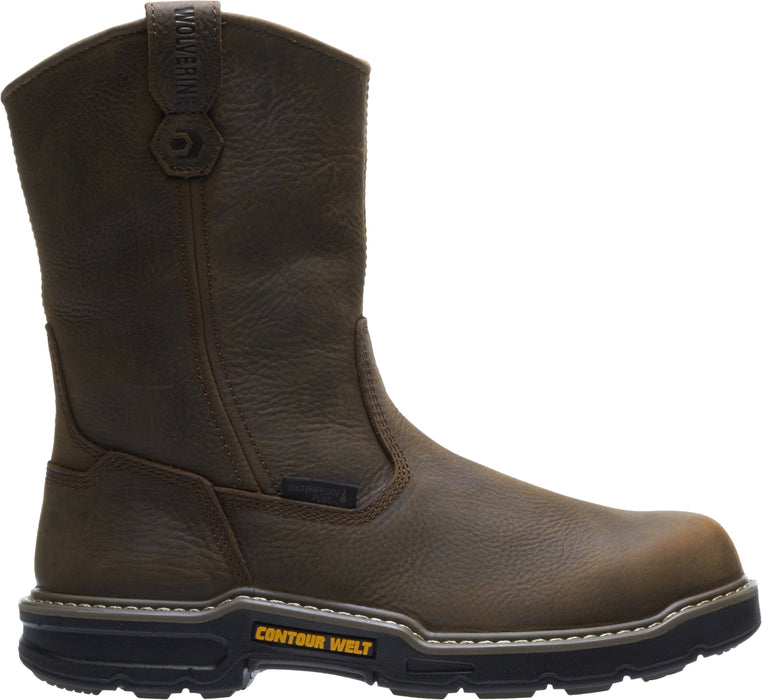 "Wolverine Men's 10"" Waterproof Bandit Wellington - Comp Toe MENS BOOTWATRPROOFSAFETY WOLVERINE WORLD WIDE, INC"