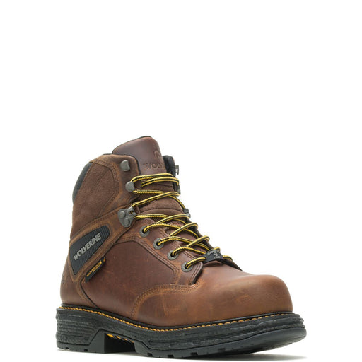 "Wolverine Men's - 6"" EH/Waterproof Hellcat Ultraspring Carbonmax - Comp Toe MENS LACEWATRPROOFSAFETY TOE WOLVERINE WORLD WIDE, INC"