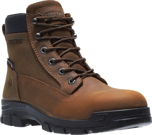 "Wolverine Men's 6"" Waterproof Chainhand MENS LACEWATERPRF NON- SAFETY WOLVERINE WORLD WIDE, INC"