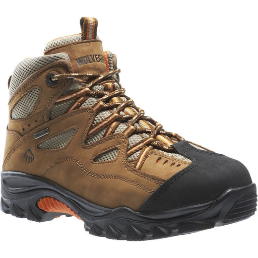 Wolverine Men's Durant Waterproof Hiker - Round Steel Toe MENS LACEWATRPROOFSAFETY TOE WOLVERINE WORLD WIDE, INC