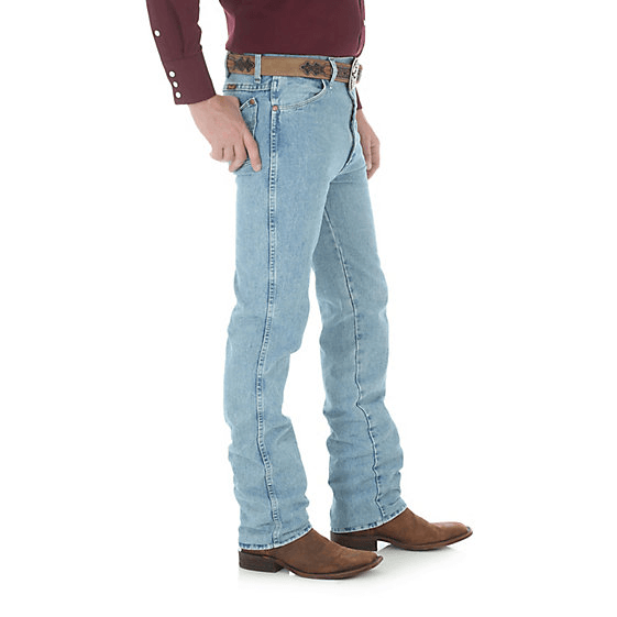 Wrangler® Men's Cowboy Cut® Slim Fit - Antique Wash ME.AP.JEANSLIM CUT VF JEANSWEAR, INC.