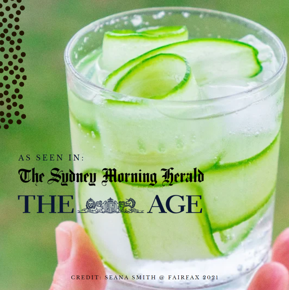 ALTD Cucumber Gin & Tonic (Credit: Fairfax)
