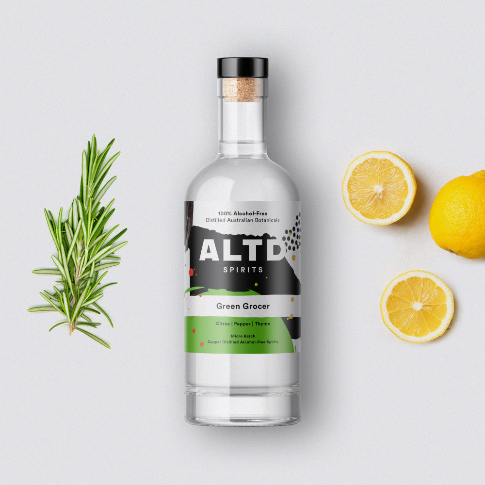 Recipe: ALTD Bushmans G&T