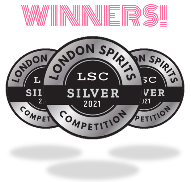 Winners! London Spirits Competition 2021