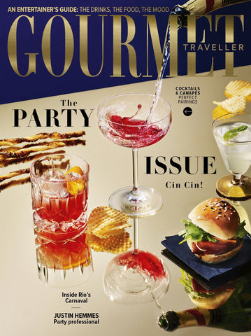 ALTD Alcohol-Free in Gourmet Traveller