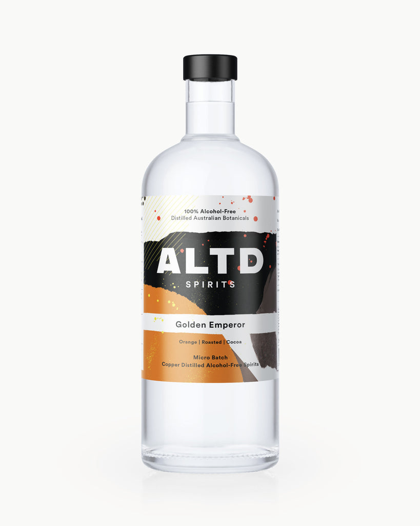 Golden Emperor - ALTD SPIRITS