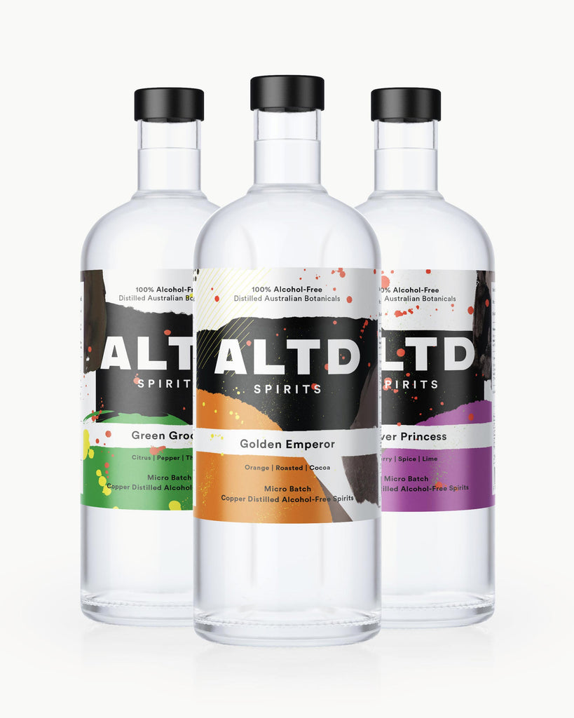 The Triplets - ALTD SPIRITS