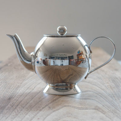 Rare Tea Stainless Steel Teapot