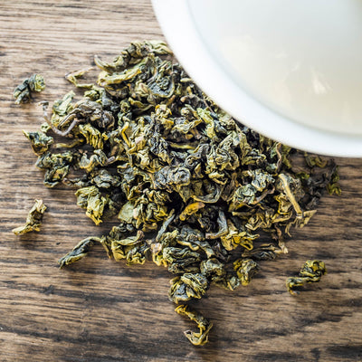 Chinese Iron Goddess Oolong