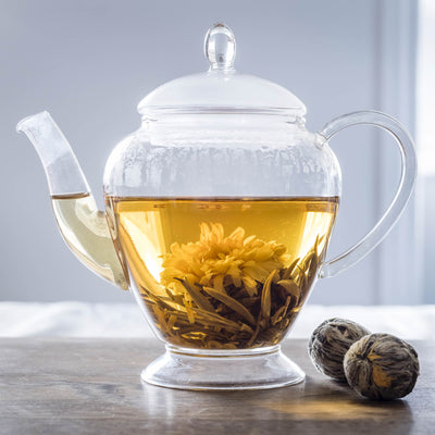 Flowering Silver Tip White Tea