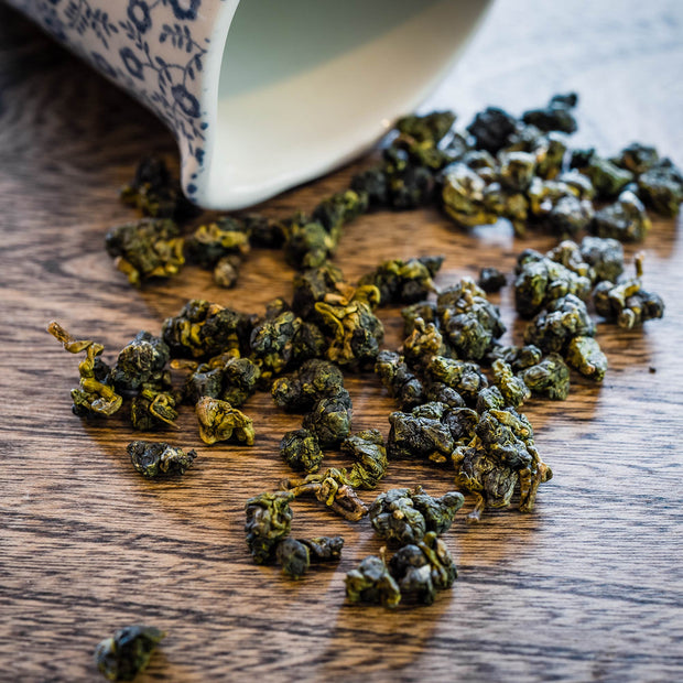 Taiwanese Golden Lily Milk Oolong