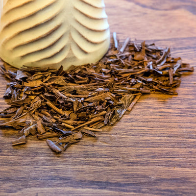 Japanese Hojicha Roasted Green Tea