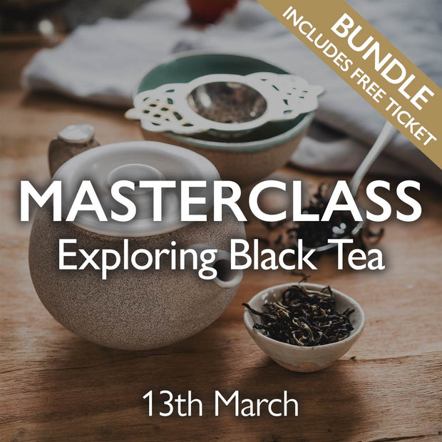 Tea Masterclass - Exploring Black Tea Bundle
