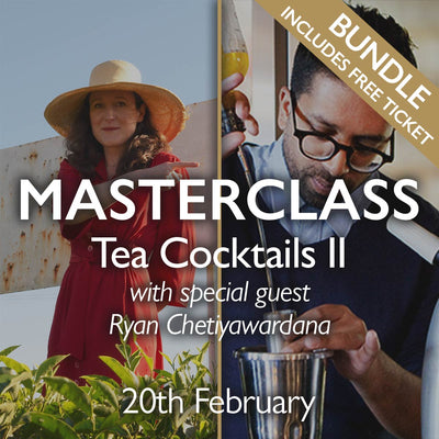 Tea Masterclass - Tea Cocktails II Bundle