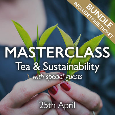 Tea Masterclass - Tea & Sustainability Bundle