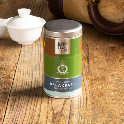 RAFA Tea for Heroes English Breakfast Prepaid Subscription