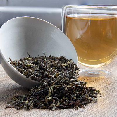 Sikkim First Flush Black Tea