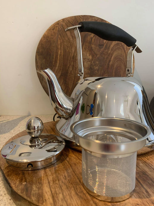Stainless Steel Kettle 2L- 2litre Stainless teapot