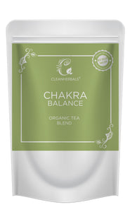 50 gm Chakra Balance Organic Tea & Thermos Pack