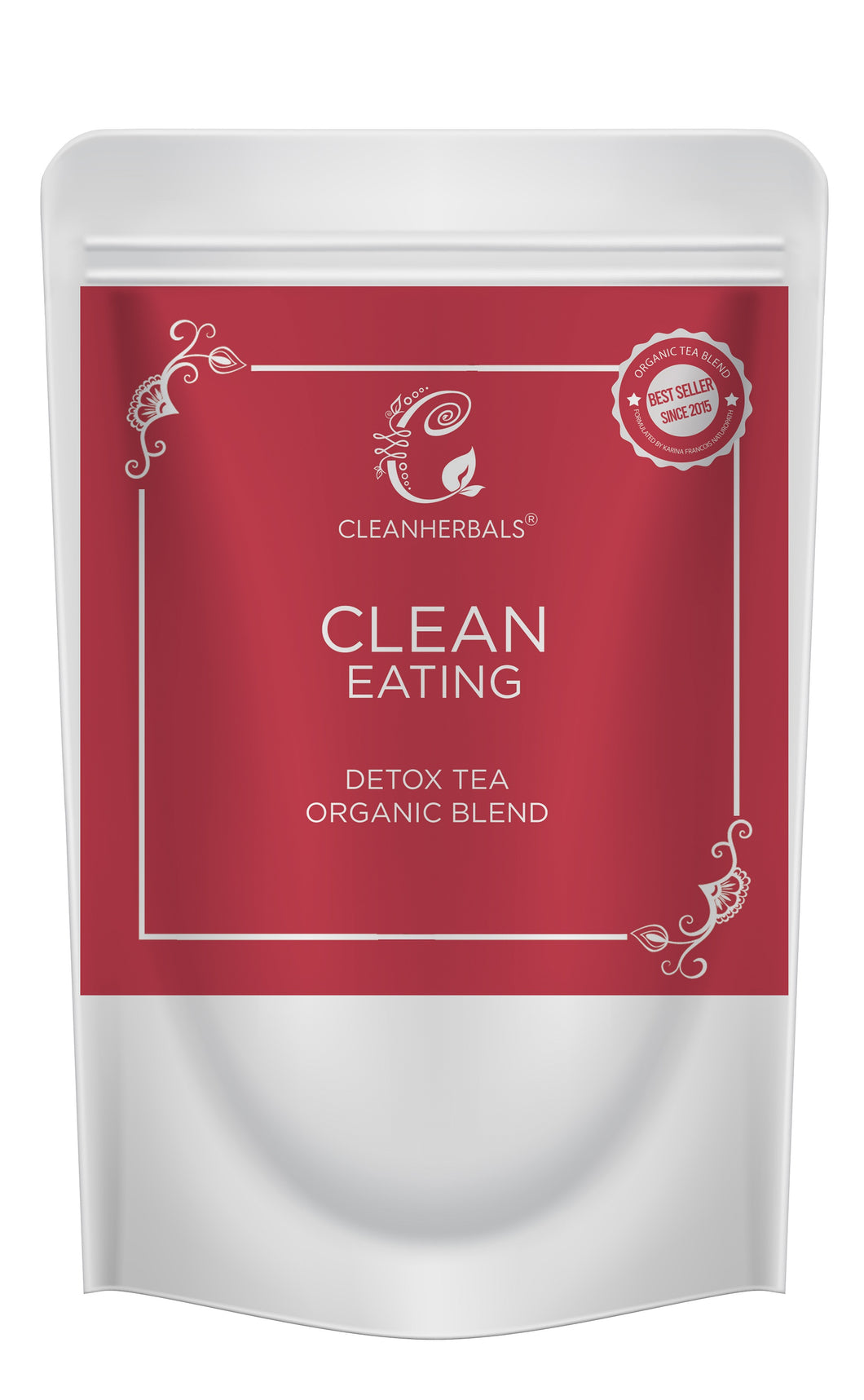 250g Clean Eating Tea Organic Blend