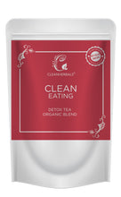 Load image into Gallery viewer, Clean Eating tea Organic Blend (50g) with Infuser of your choice