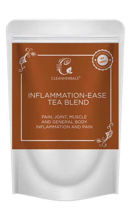 50 gm Inflammation- Ease Tea & Thermos Pack