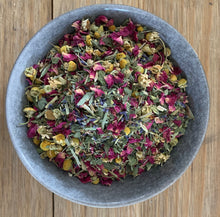 Load image into Gallery viewer, 1kg Anxiety Tea Blend-Adrenal Stress, Anxiety and Stress