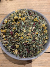Load image into Gallery viewer, Chakra Balance Organic Tea Blend 28g Sample Pack