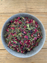 Load image into Gallery viewer, 50 gm Black Cohosh Free Hormone Balance Tea. 21-Day Organic Tea Blend. Balance your Hormones now!