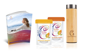 21-Day Detox Package- Peri-Menopause and Menopause Holistic Programme