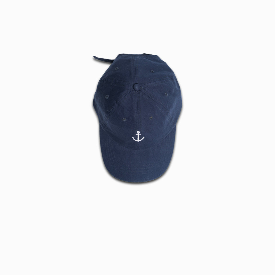 Casquette Ancre marine ( brodé ) - DEAN - Notic Clothing