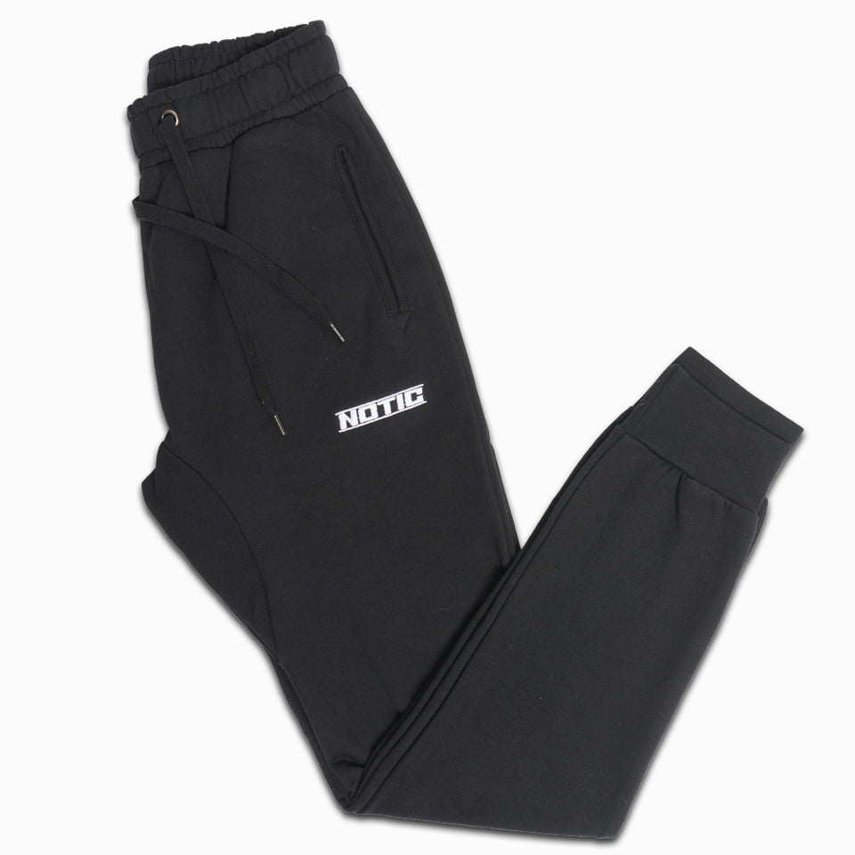 Pantalon de jogging Notic 70's ( brodé ) - KATRINA - Notic Clothing