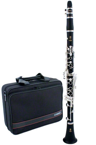 Yamaha Clarinet in Bb Student Model 255S