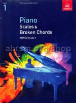 ABRSM Piano Scales G1