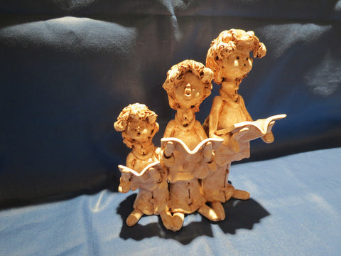 Bencini Figurine:  Choir Boys