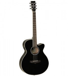 Tanglewood Evolution Super Folk Electro Acoustic Guitar
