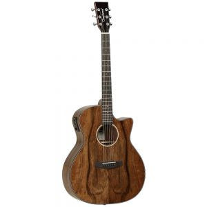 Tanglewoo Evolution Electro Acoustic Guitar TVCXPW