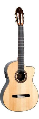 Valencia electro classical guitar with cutaway