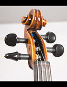 Hidersine Piacenza Violin fitted with Wittner Fine Tune Pegs