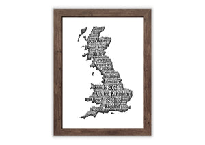 More Personalised Travel Gift Ideas