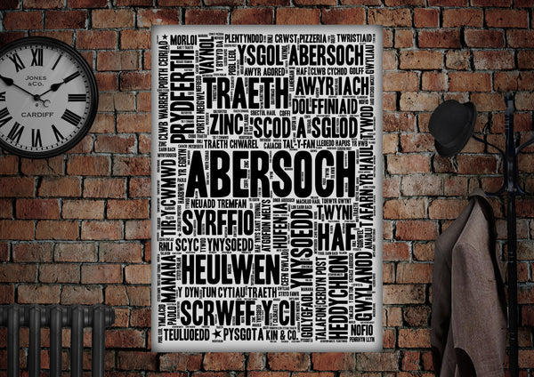 ABERSOCH POSTER - MADE BY CRAIG