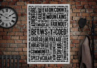 Betws-y-Coed Poster - Made by Craig