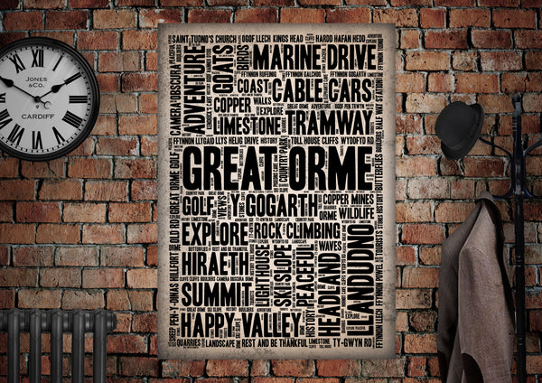 Great Orme Poster