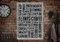 Ynys Cybi Poster - Made by Craig